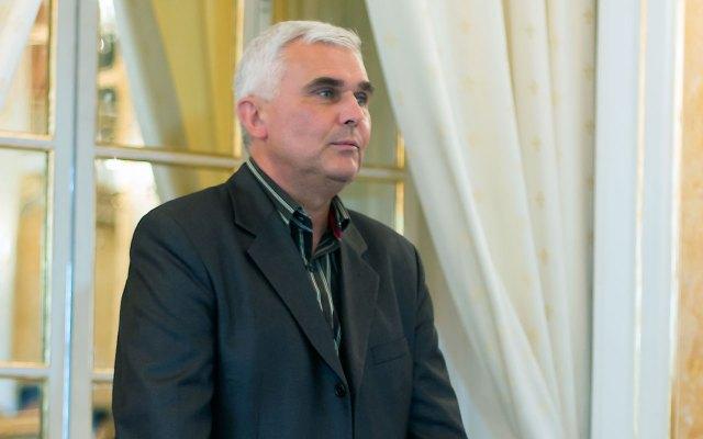 Заступник гендиректора галереї мистецтв з наукової роботи Володимир Пшик