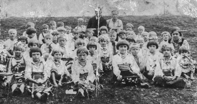 Рудольф Гаврих з дітьми