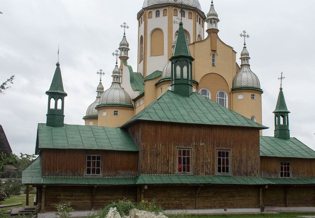 Церква Св. Миколи в Любіні Великому, 2016 р.
