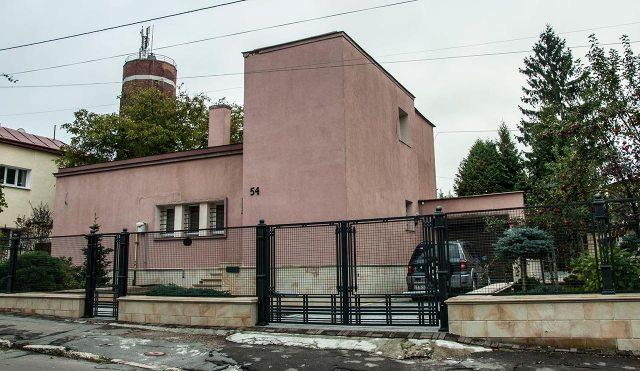 Львів, будинок по вулиці Мишуги, 54. Фото Мирослави Ляхович