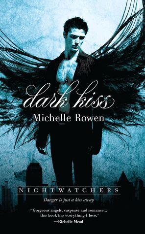 13060609 Dark Kiss by Michelle Rowen (ARC)