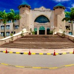 Another Panorama View of IIUM Rectory Building