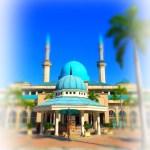 IIUM SHAS Mosque Wallpaper