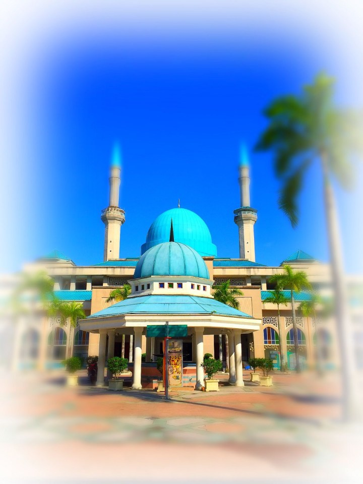 IIUM SHAS Mosque Wallpaper