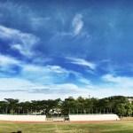 Panorama of IIUM's Sayyiduan Hamazah Stadium