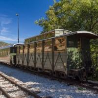 Mokra Gora - o gară din alte timpuri