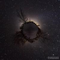 Stele de iarnă, și câteva căzătoare (Geminide)
