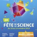 Dimanche 14 octobre à Bourg en Bresse : fête de la science