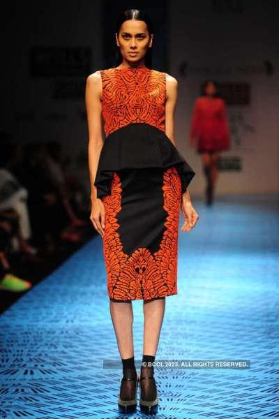Sonalika Sahay showcases a creation by jewellery designer ...