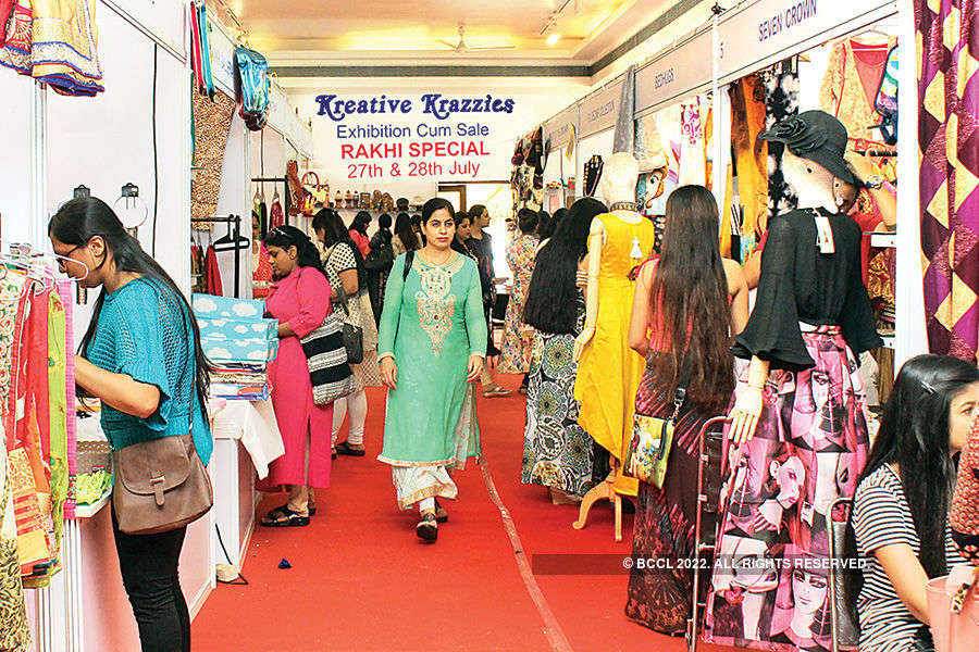 Kanupriya Agrawal during a lifestyle and fashion ...