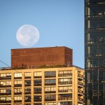 Manhattan Moon Photo by Dayton Photographer Alex Sablan