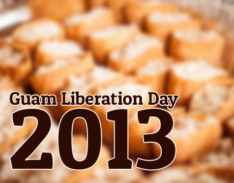Guam Liberation Day 2013