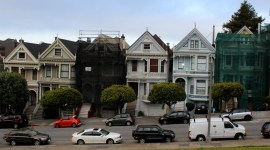 Painted Ladies & Victorian Houses