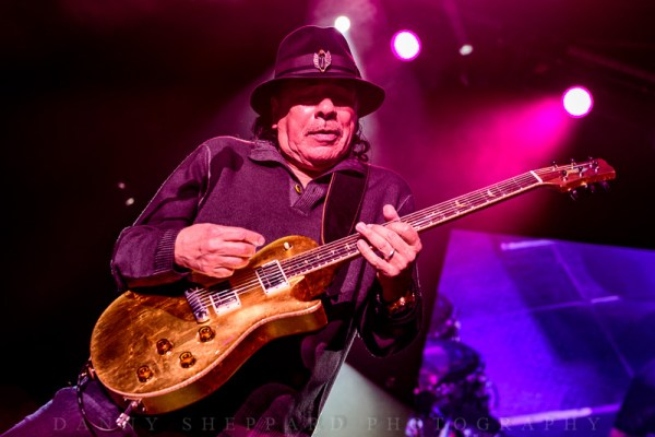 Santana at Rogers K-Rock Centre