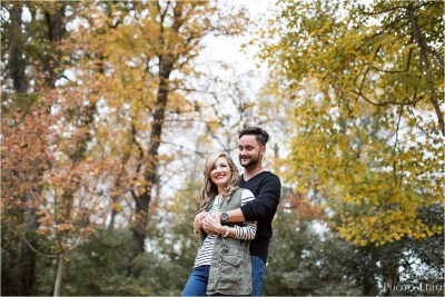 Fall Engagement Session | Katie + Kameron | Louisville, KY ...