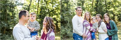 Southern Indiana Fall Family Session | Indiana Family ...
