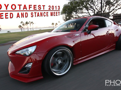 Toyotafest Speed and Stance