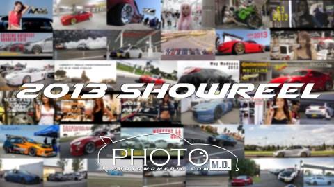 2013 Showreel