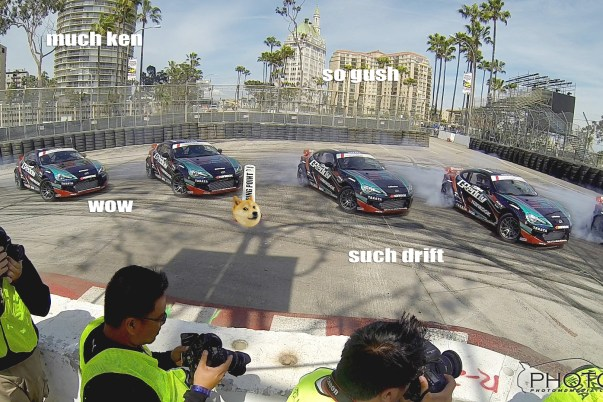 Time to end this coverage as I did in the video with the Ken clones.  We will see you next time in a later Formula D event.