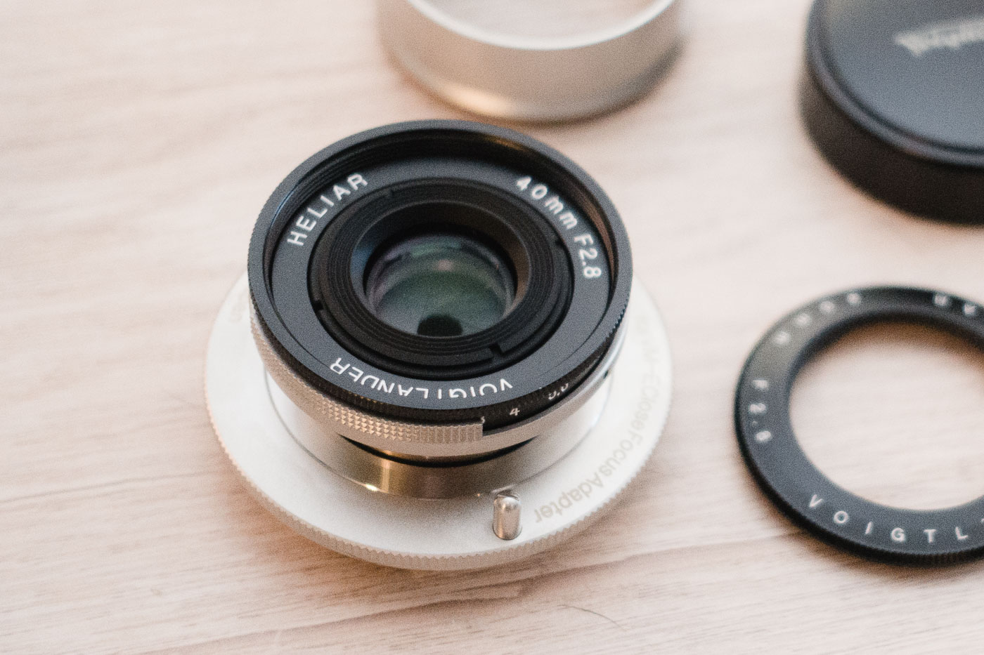 Voigtländer 40mm f/2.8 Heliar Lens Review