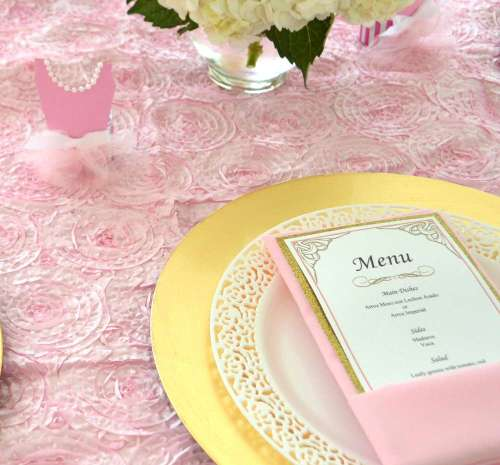 Upscale Pink G Baby Shower Party Ideas Photo Catch My Party Byshowerstuffgirlbabyshowermesml