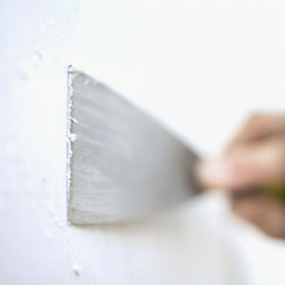 How to Soften Painter's Putty to Apply It to Seam Tape | Home Guides | SF Gate
