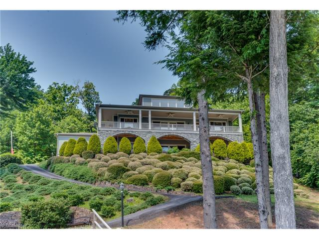 North Carolina Waterfront Property in Lake Lure, Forest ...