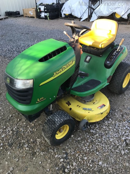 Medium Of John Deere L111