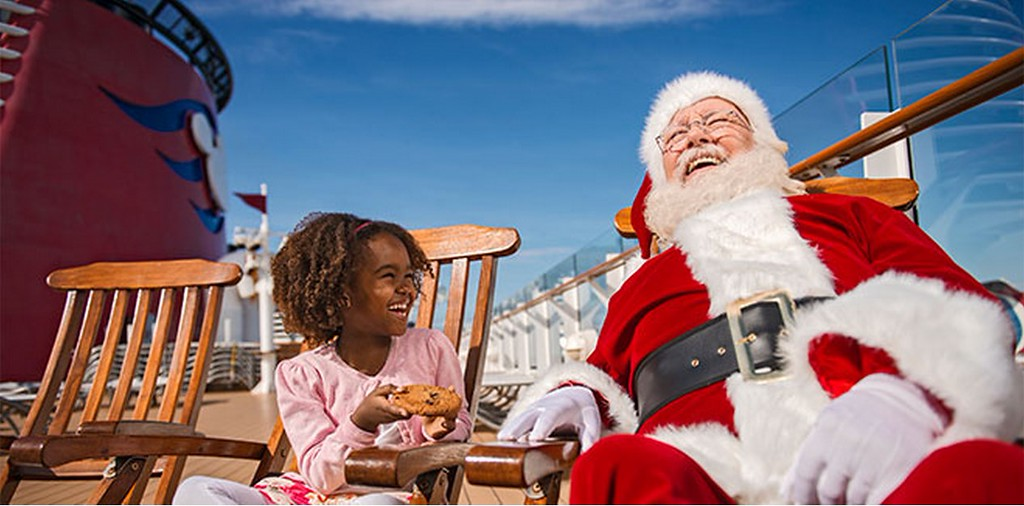 VERY MERRYTIME CRUISES bring holiday magic on the Disney Cruise Line