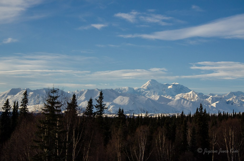 Mt.McKinley - nice and clean!