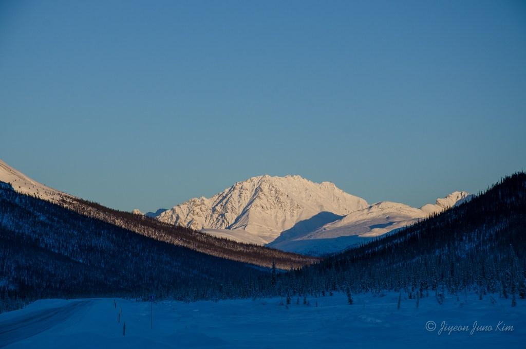 Jagged peaks of Brooks Range