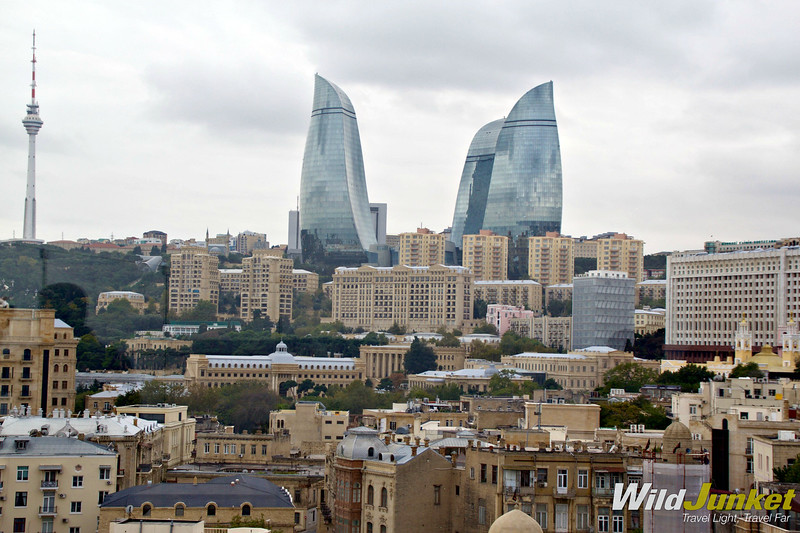 cheapest countries to travel - azerbaijan