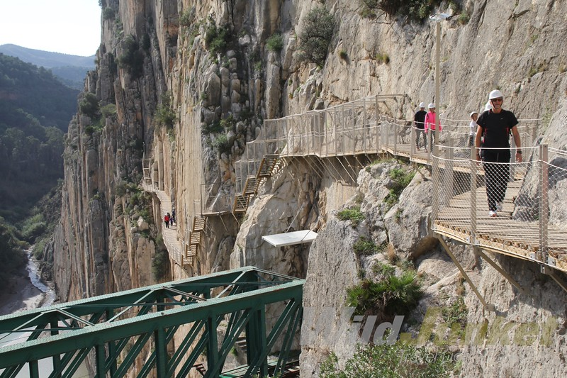 caminito del rey guide - spain best hike