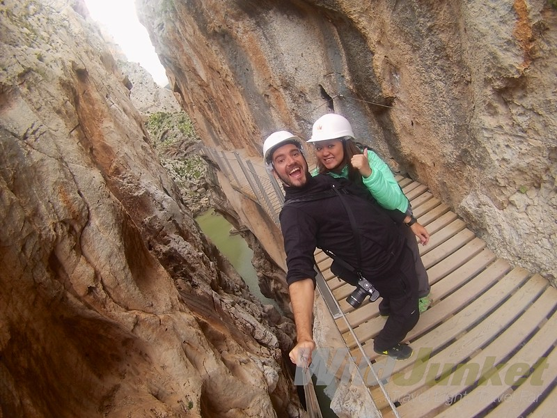 Walking Caminito del Rey guide