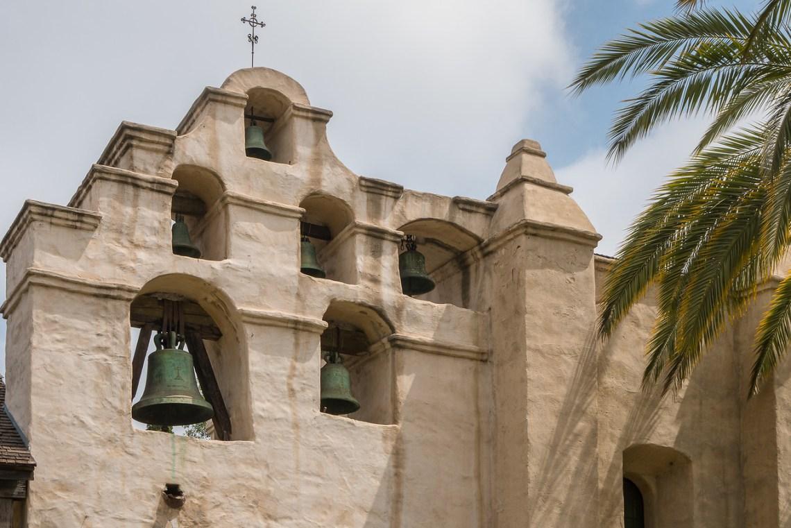 San Gabriel Arcangel bells