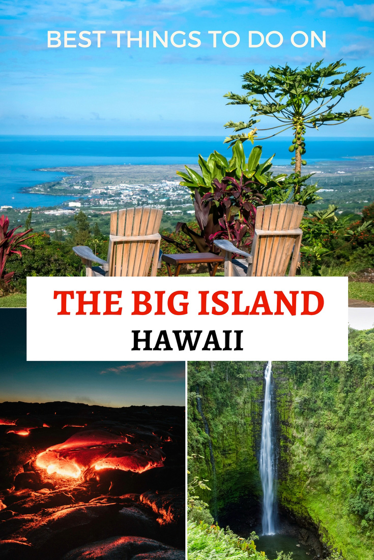 Best Things To Do On The Big Island Of Hawaii     Expert Vagabond Things To Do On The Big Island  More at ExpertVagabond com