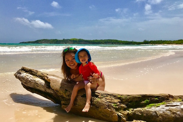 Traveling the Dominican Republic with Kids