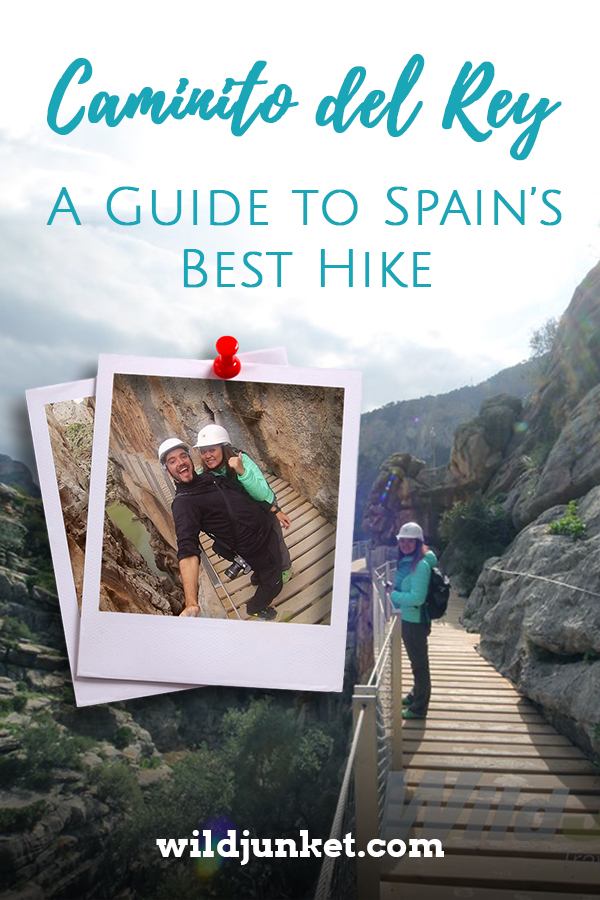 caminito del rey guide to spain's best hike