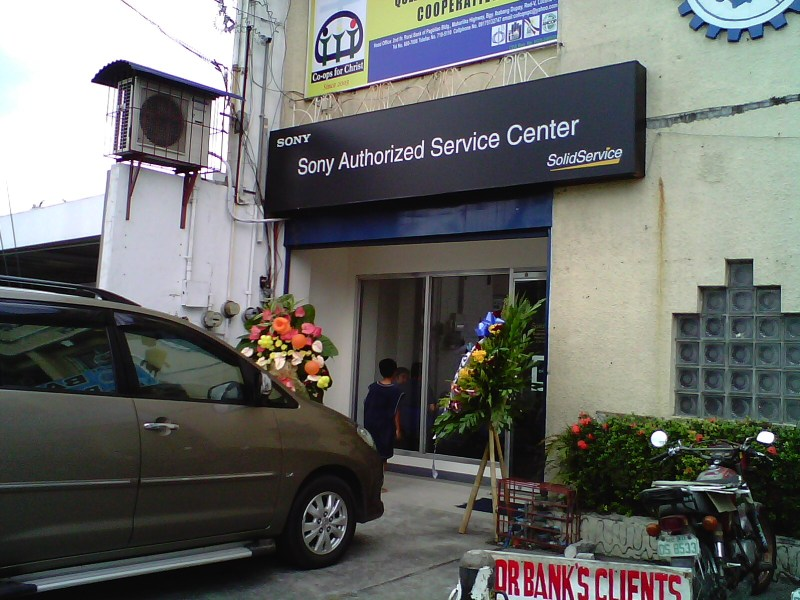 Large Of Sony Family Center