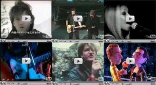 YouTube: U2 VIDEOS