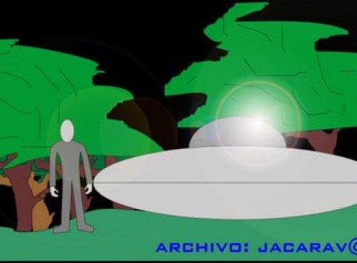 Manzano3 - OVNI y rayos paralizantes: El famoso caso de Juan Gonzales Santos