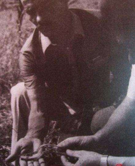 santos8 - OVNI y rayos paralizantes: El famoso caso de Juan Gonzales Santos