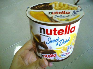 Nutella Delight
