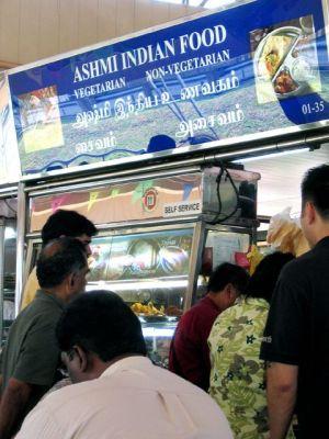 ashmi indidan food