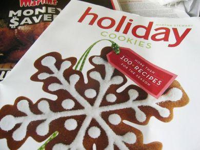 Martha Steward Holiday Cookie Edition