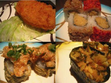 Sushi Assortment 2