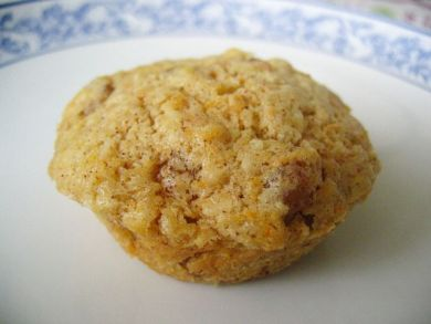 Carrot Raisin Muffin