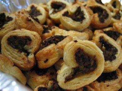 Mushroom Puff Pastry