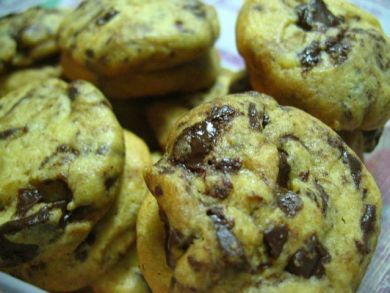 My chocolate chunk cookies