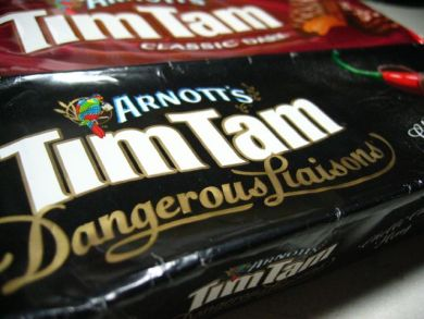 Tim Tams from Australia